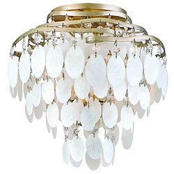 Dolce Semi-Flush Mount Ceiling Light