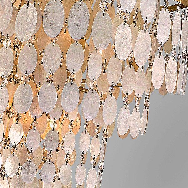 Dolce Semi-Flush Mount Ceiling Light