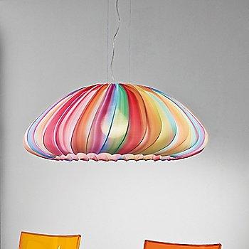 Shown in Multicolor shade