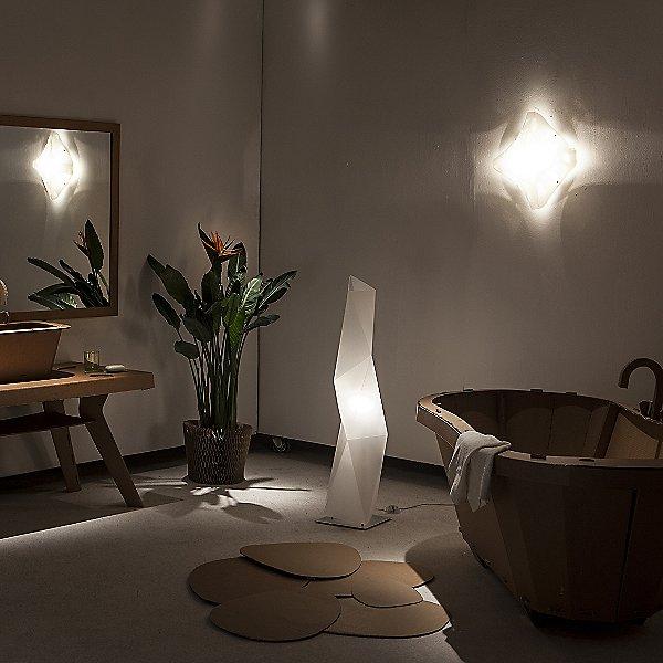 Diamond Floor Lamp