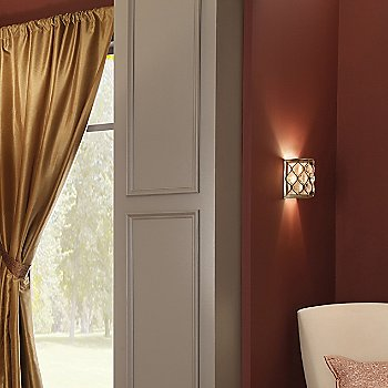 Lucia Wall Sconce / in use