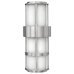 Saturn Large Pocket Outdoor Wall Light