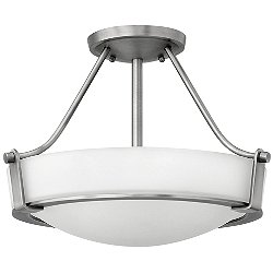 Hathaway Semi Flush Mount Ceiling Light