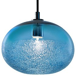 Bubble Ellipse Pendant Light
