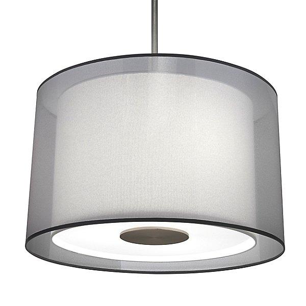 Saturnia Drum Pendant Light