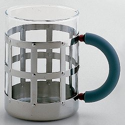 Michael Graves Mug with Heat Resistant Glass