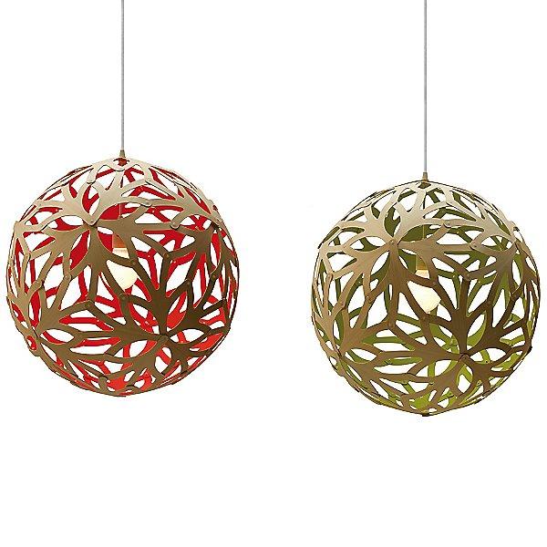 Floral Pendant Light