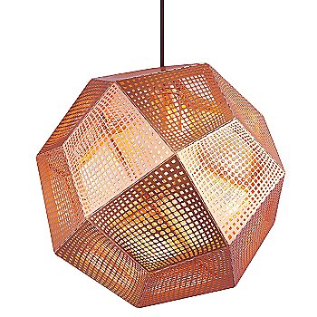 Copper finish / illuminated