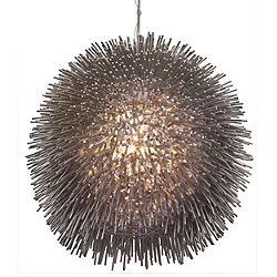Urchin 1 Light Pendant