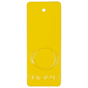 Un-Mellow Yellow finish