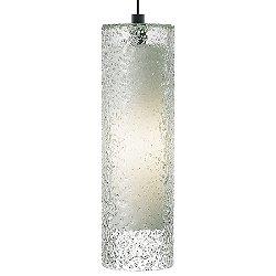 Rock Candy Cylinder Pendant Light