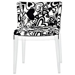 Mademoiselle Chair - Moschino Fabric