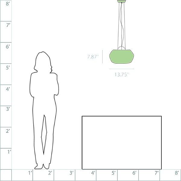 Deluxe Pendant Light