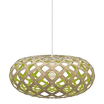 Natural and Lime finish / illuminated