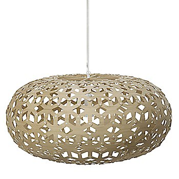 Shown in Natural Bamboo