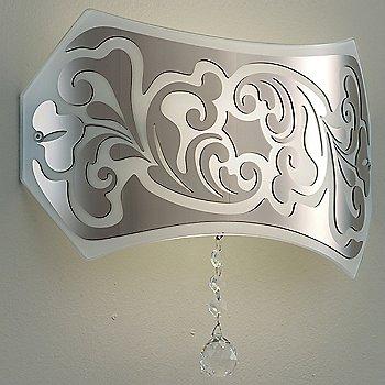 White with Platinum