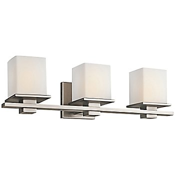 Shown in Antique Pewter finish, 3 Light
