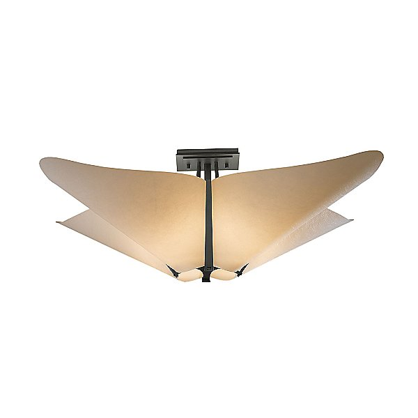 Kirigami Semi-Flush Mount Ceiling Light