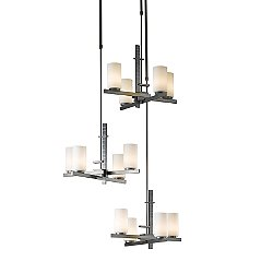 Ondrian Tiered Multi-Light Pendant