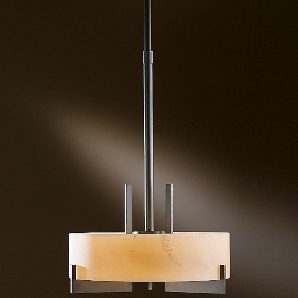 Axis Adjustable Drum Shade Pendant Light