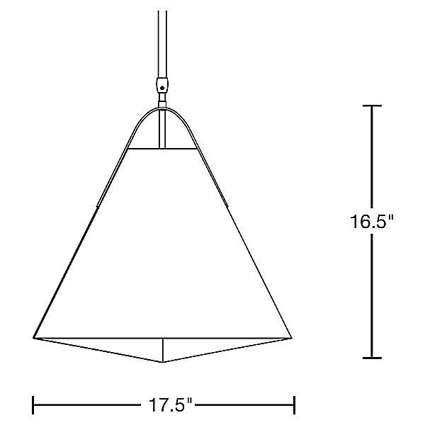 Mobius Pendant - 134501