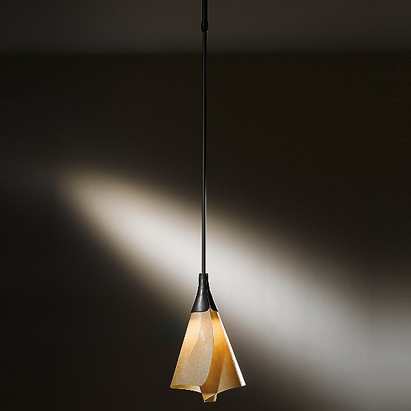 Mobius Adjustable Pendant Light with Shade
