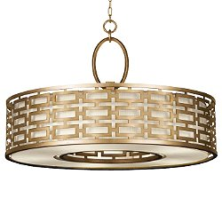 Allegretto 787640 Drum Pendant Light