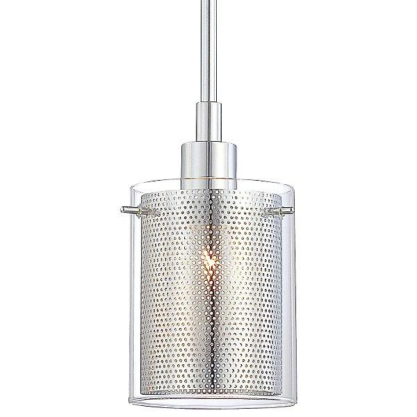 Grid Mini Pendant Light
