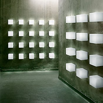 Cubi 16 Wall / Ceiling Light collection