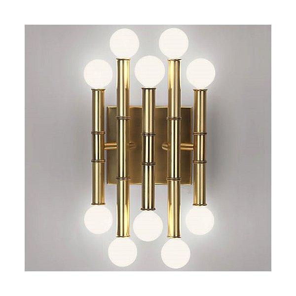 Meurice 10 Light Wall Sconce