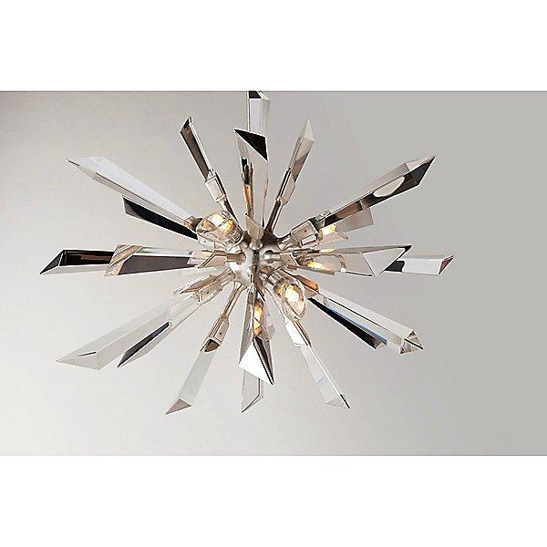 Inertia Flush Mount Ceiling Light