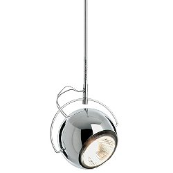 Beluga Steel Pendant Light
