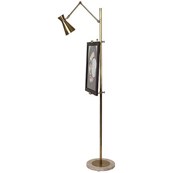 Bristol Easel Floor Lamp