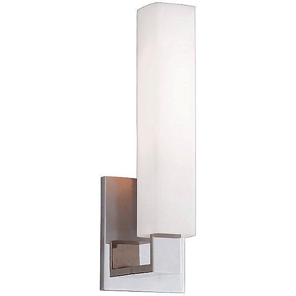 Livingston Vanity Light (Opal/Polished Nickel) - OPEN BOX