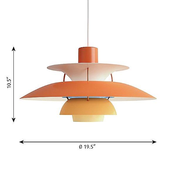 PH 5 Pendant Light