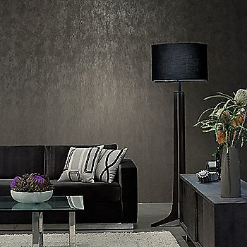 Shown in Black shade, Black Anodized Aluminum finish