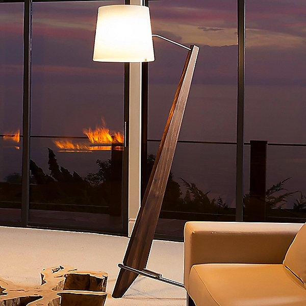 Silva Giant LED Floor Lamp