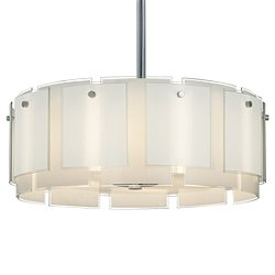 Velo Drum Pendant Light
