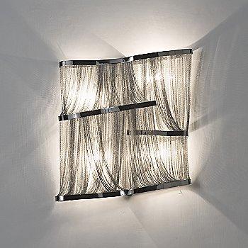 Black Nickel finish / illuminated