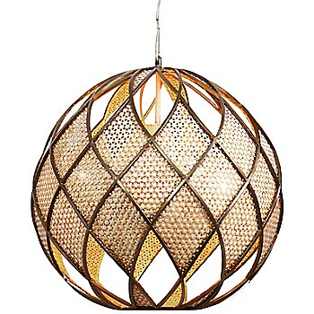 Desert Pearl shade / New Bronze finish / Small size