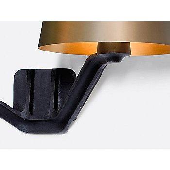 Brass shade, Detail view