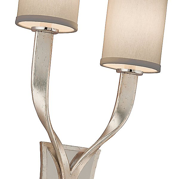 Roxy Two Light Wall Sconce