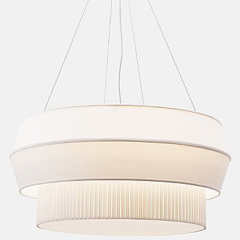 Shown lit in White and Translucent finish