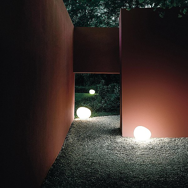 Gregg Outdoor Floor Lamp