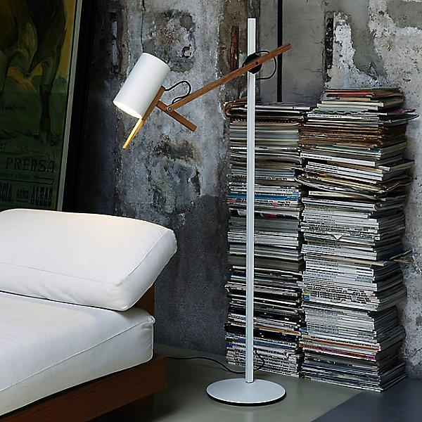 Scantling Floor Lamp