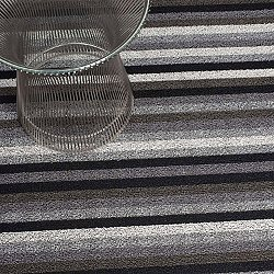 Even Stripe Indoor/Outdoor Shag Floormat