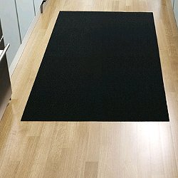 Solid Indoor/Outdoor Shag Floormat