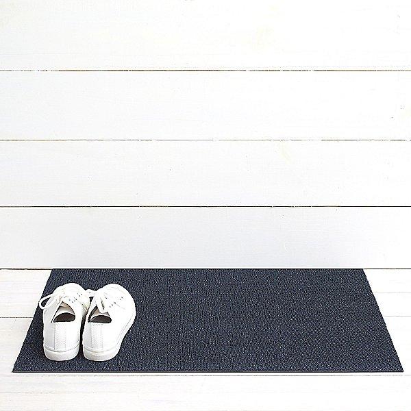 Solid Indoor/Outdoor Shag Floormat