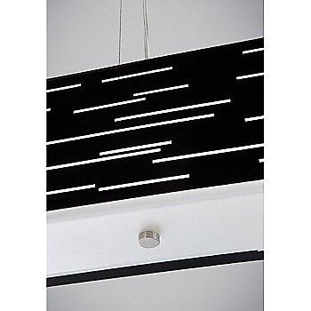 Black finish / Detail view