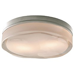Fluid Round Large Ceiling Light